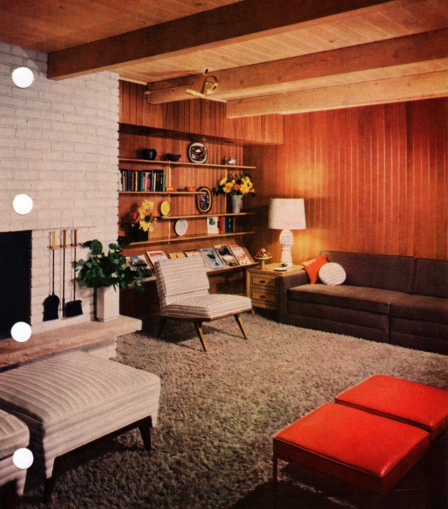 Mid Century Modern Living Room Edition Better