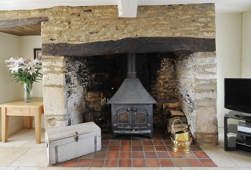 Fireplace Country Fireplace Country Living Country Life Flickr