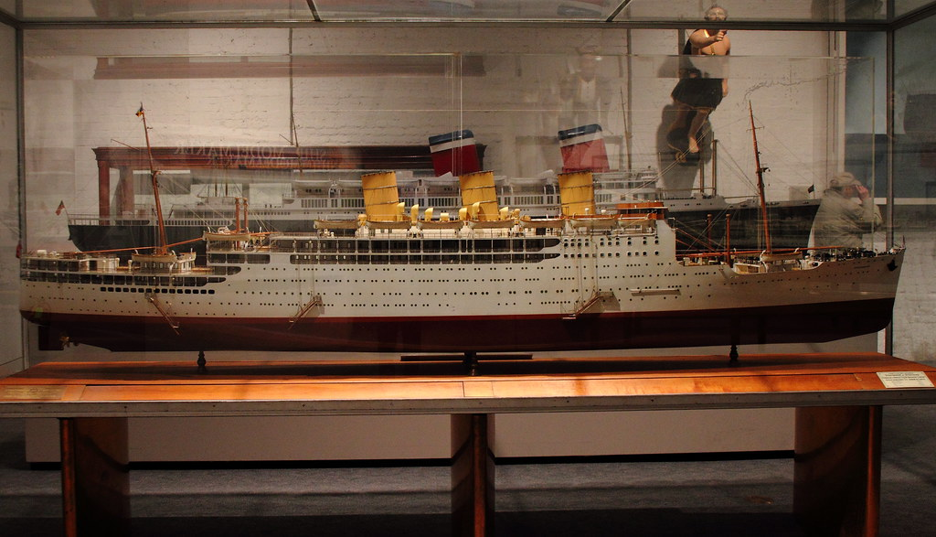 Great News Images RMS Strathnaver Model ...