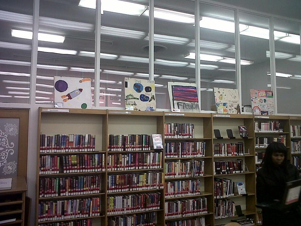 Hamilton fish park library show new york new york exhibit for Hamilton fish library