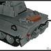 Lego ww2 -Königstiger-
