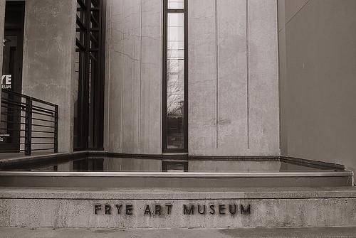 Frye Museum Entry Pool
