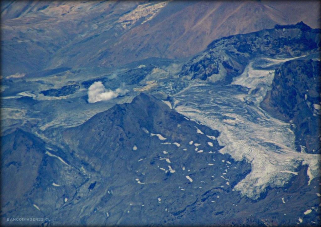 Planchon Peteroa Volcán Planchón-peteroa