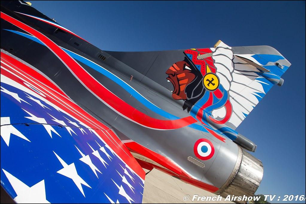 Mirage 2000N 100 ans escadrilles Lafayette , Mirage 2000N , Ramex Delta 2016 ,100 ans EC 2/4 La Fayette , BA-701 Salon de Provence , Meeting Aerien 2016