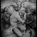Angels and Demons backpiece Tattoo