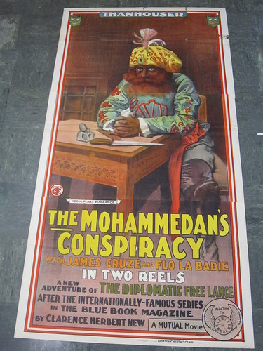 The Mohammedan's Conspiracy poster-version 2 | by craig.fansler