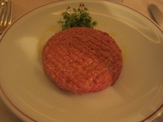 Steak Tartare at MR C | by jayweston@sbcglobal.net