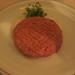 Steak Tartare at MR C