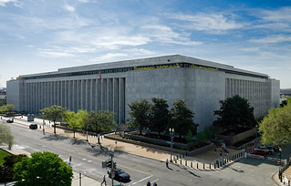 James Madison Memorial Buidling - Library of Congress | by USCapitol