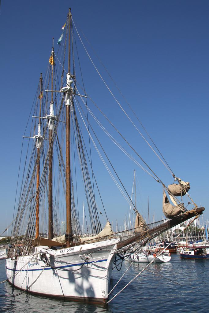 Barcelone port de plaisance michel varlet flickr - Port de plaisance barcelone ...