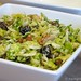 Raw Brussels Sprouts Salad with Pecorino Romano, Chives, and a Lemony Caper Dressing 3