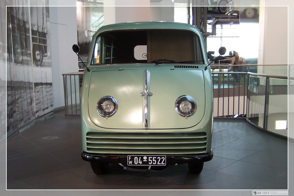 1949 1952 Dkw F 89 L Schnelllaster 03 From 1949 To