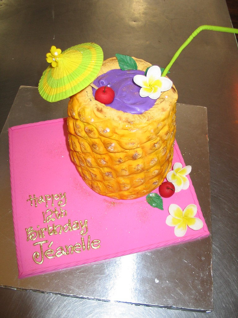 Pineapple Shaped Cake Pan