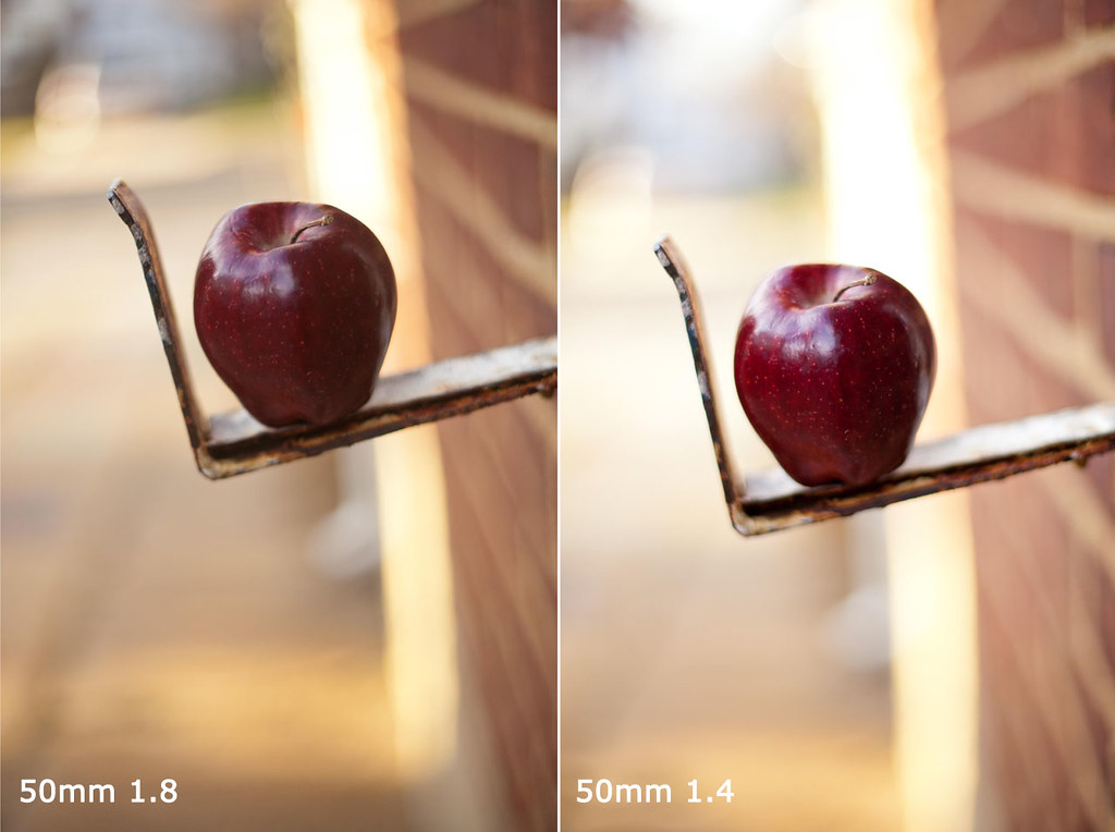 1.4 Lens 50mm 1.8 vs 50mm 1.4 | Flickr