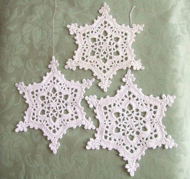 Crochet Snowflake : Crochet Snowflakes Flickr - Photo Sharing!