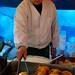 Stall food at Hachimangu