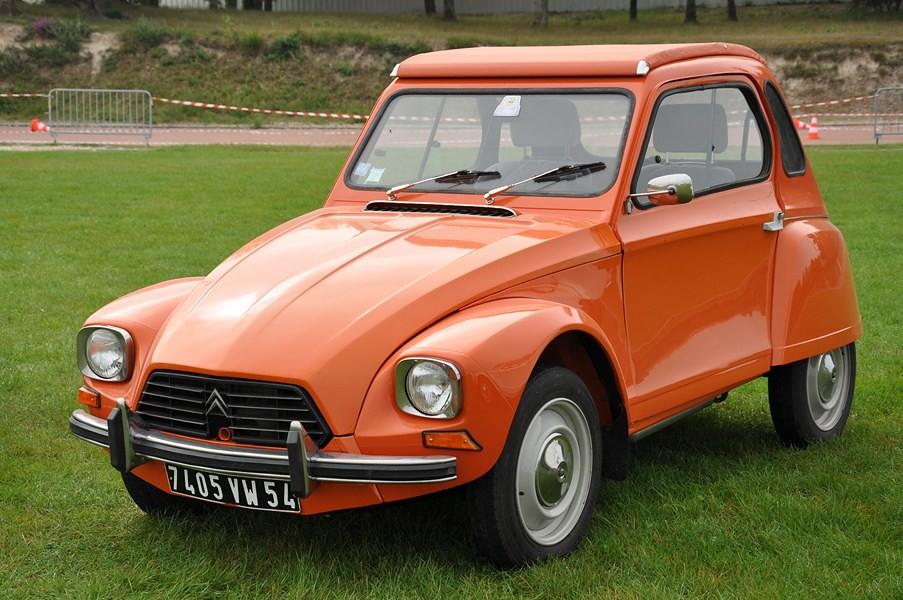 Shortened Cars >> Shorty.... | Shortened Citroën Dyane. | CitroenAZU | Flickr