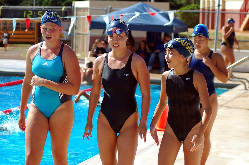 Kaiser Cougars Swim Team 36  Oia Swimming Kalani High -6308