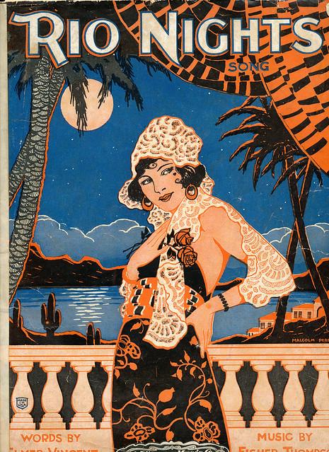 1920 39 s art deco illustration flickr photo sharing. Black Bedroom Furniture Sets. Home Design Ideas