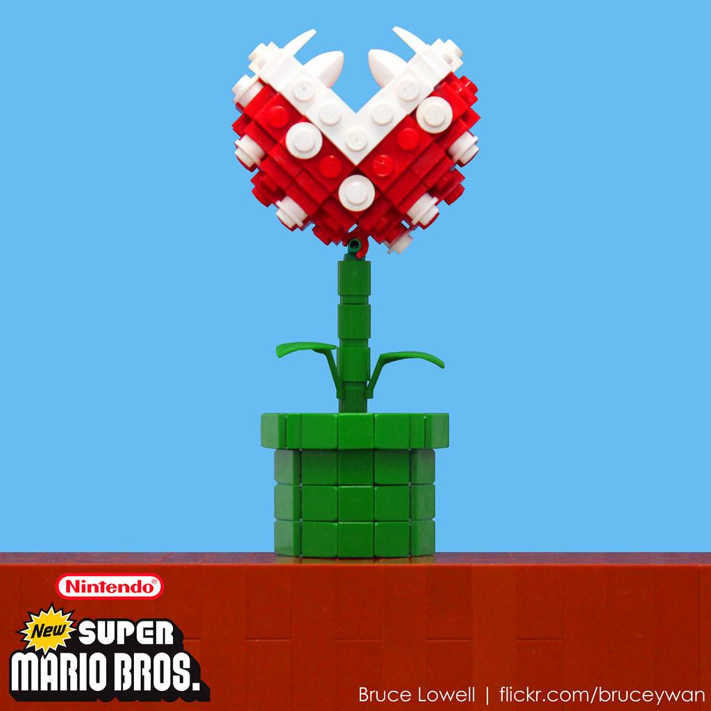 Piranha Plant From Super Mario Bros