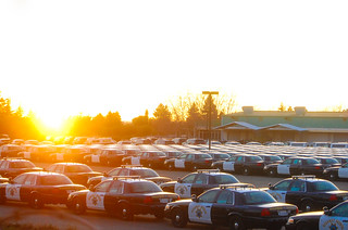 Crown Vic Sunset | by Telstar Logistics