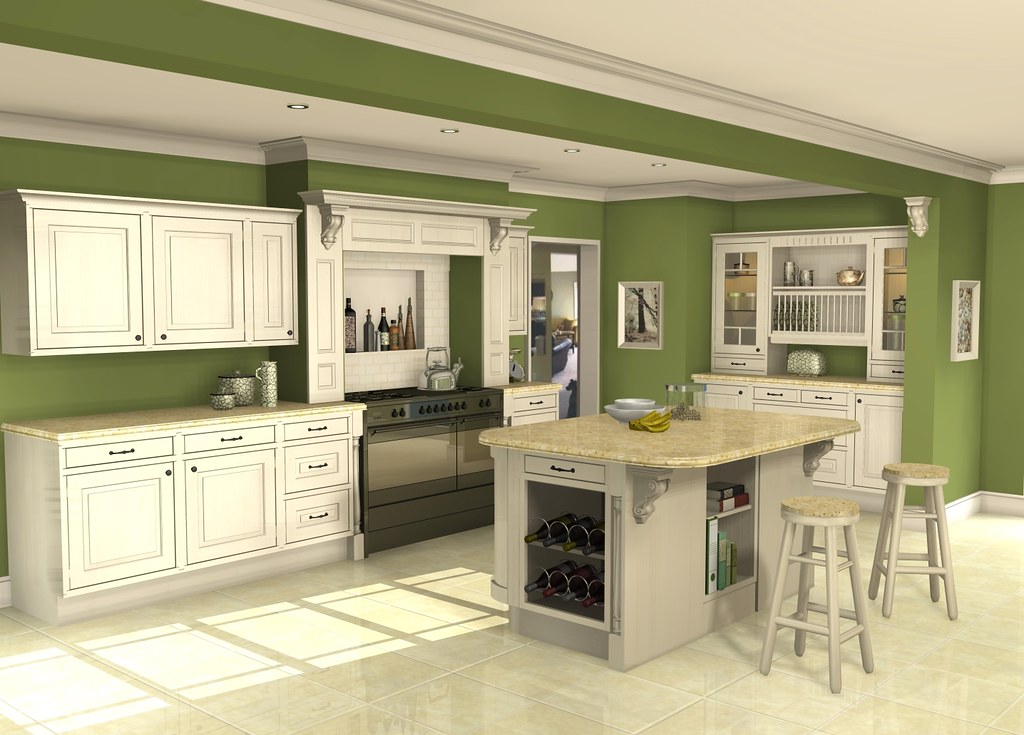 In Frame Kitchen ArtiCAD Software Design Articad