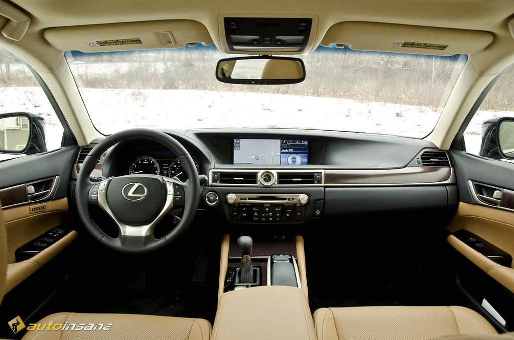 2013 Lexus GS 350 AWD Interior 2013 Lexus GS 350 AWD