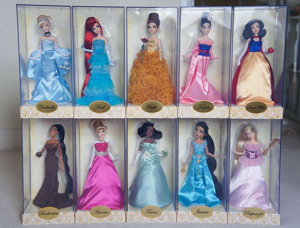 Disney Princess Designer Collection Dolls Al S Toy Barn