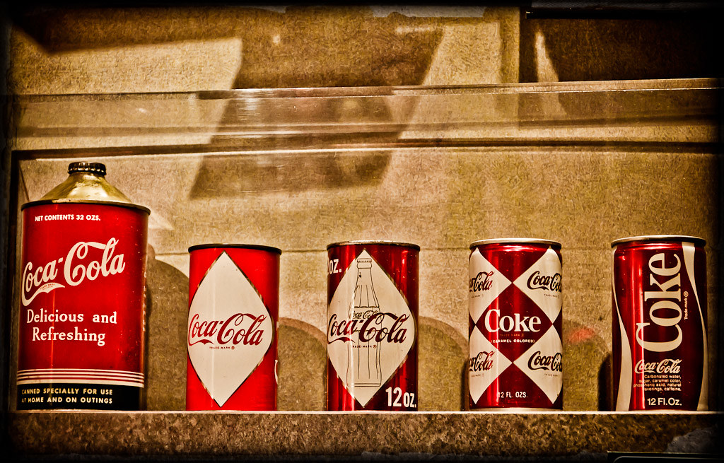 Coke Can History Can Technology Was Tested As Early As