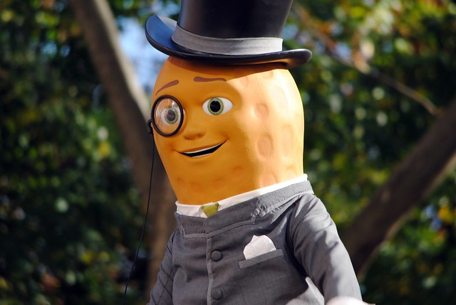 Planters Peanut Man Flickr Photo Sharing