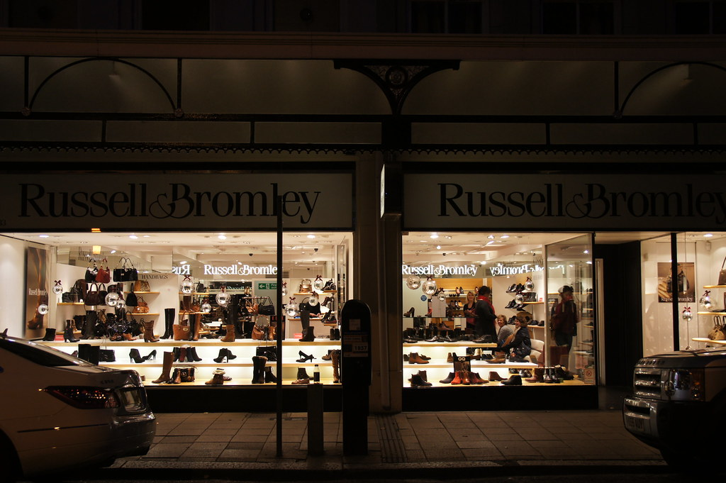 Ruselle And Brommley Shoes Women