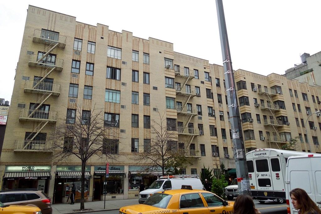 West Street Apartments