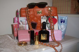 My 'homage' to Chanel...in bold, bright orange | by All Things Bright 'n Beautiful