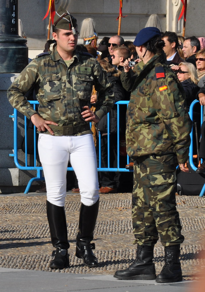 Guardia Real Espa 241 Ola Spanish Royal Guard Copsadmirer