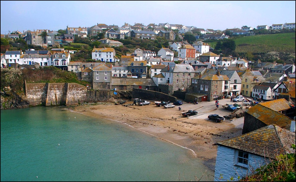 Port Isaac North Cornwall Port Isaac Is On The North