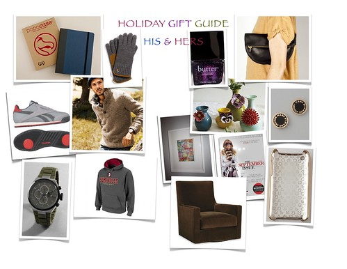 Holiday Gift Guide 2011 | by amy leaf