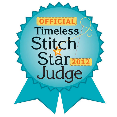 I'm a Stitch Star judge! | by j_q_adams