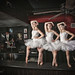 Ballerinas on the Bar