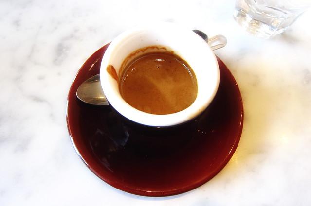 Proof Bakery Espresso Cake Glendale Blvd Atwater Village
