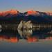 South Tufa Sunrise  -  Explore20111222: #3