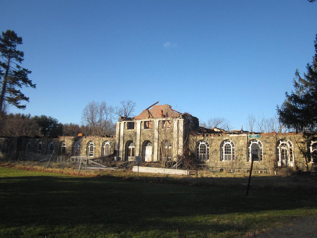 Willowbrook Mental Hospital On Staten Island N Y
