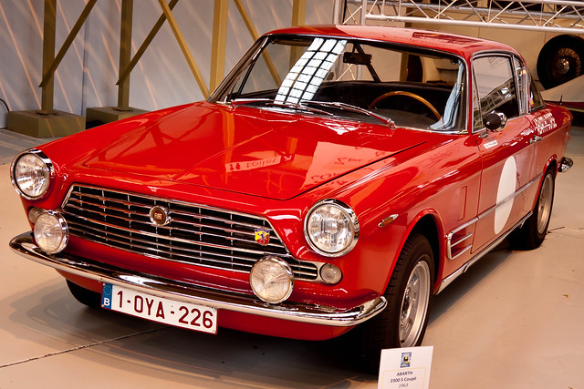 fiat abarth 2300 s coup 1963 flickr photo sharing. Black Bedroom Furniture Sets. Home Design Ideas
