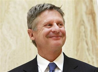 Johnson Announcement 12-28-11 Smile | by Governor Gary Johnson