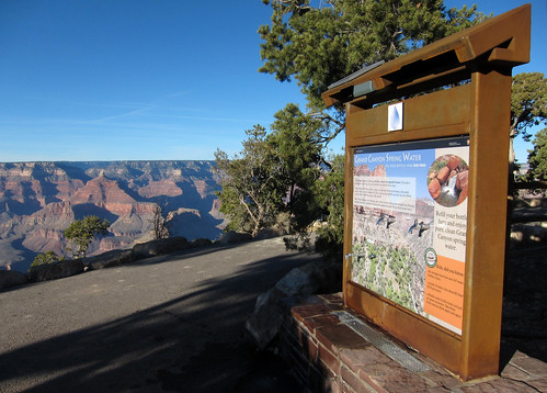 Grand Canyon National Park: Water Bottle Filling Station 2132 | by Grand Canyon NPS