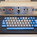 IBM 129 Card Data Recorder keyboard
