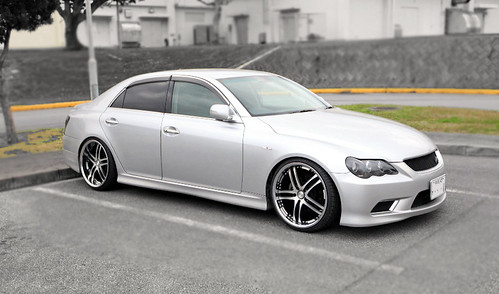 concept one executive rs 55 on toyota mark x flickr photo sharing. Black Bedroom Furniture Sets. Home Design Ideas