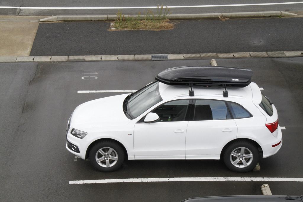 Audi Q5 Amp Thule Dynamic 800 Audi Q5 Kenichi Nakanishi