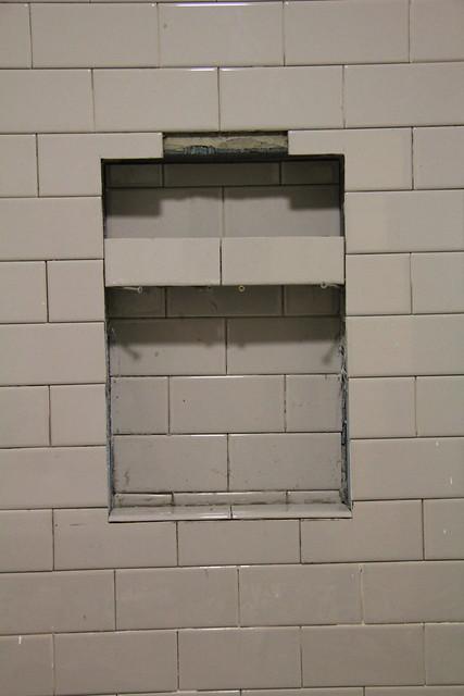 Bathroom Renovation - Shower Niche   Flickr - Photo Sharing!