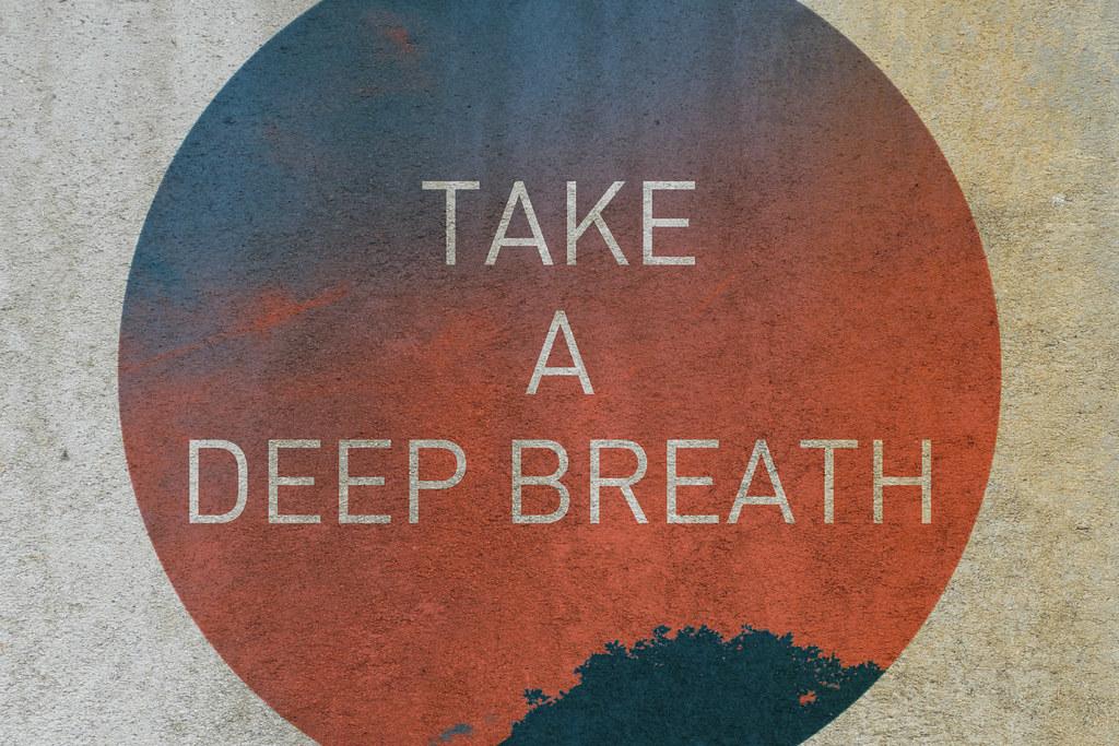 Take A Deep Breath (Re-Deux)  //trevor  Flickr