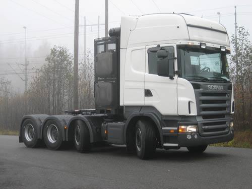 Scania Heavy Haulage 2 Heavy Haul Build 2 Specialized